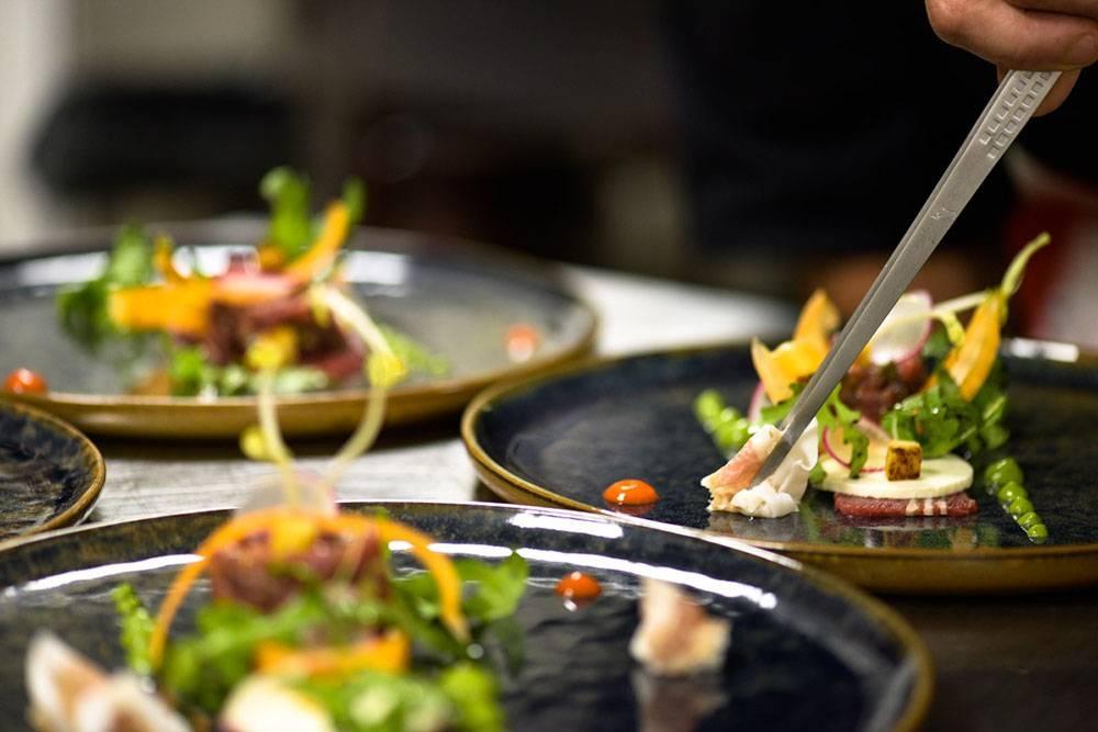 Villa Arena Jéremy Turgon - Restaurant Carry Le Rouet