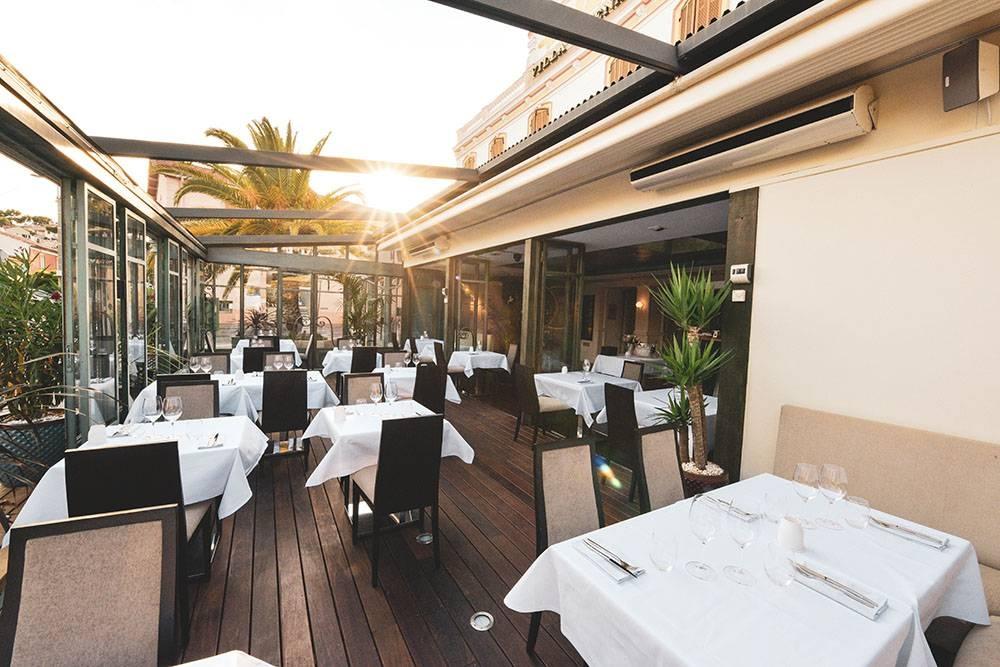 Restaurant - Villa Arena Jéremy Turgon - Carry Le Rouet